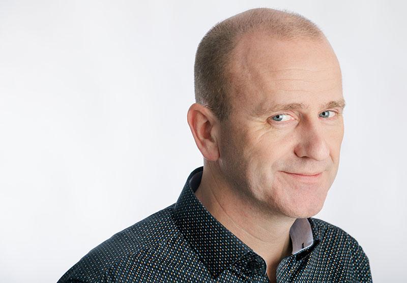 Toralf Nyheim, administrerende direktør i Altifiber