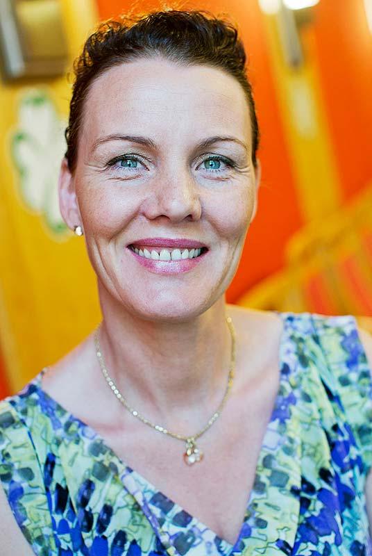 Iveland-ordfører Gro-Anita Mykjåland.